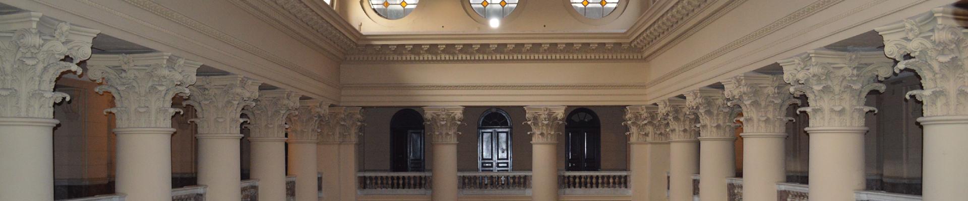 imagen de tribunales